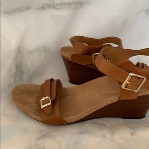 Vionic ankle strap sandal